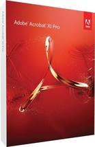 Adobe Acrobat XI Pro 11.0 Mac Only Full Version... - $199.95