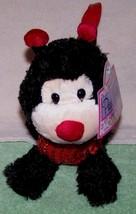 KellyToy Pack Mate Mini Plush Ladybug with Red ... - $11.88