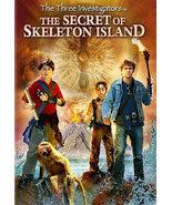 Three Investigators THE SECRET OF SKELETON ISLA... - $15.99