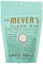 Mrs. Meyer's Clean Day Auto Dishwashing Packs; ... - $35.12