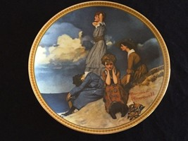 Norman Rockwell Waiting on the Shore Rediscover... - $14.84