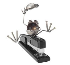Sugarpost Gnome Be Gone Desk Stapler Wrangler C... - $43.99