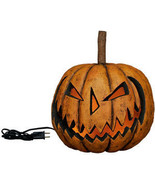 Sinister Pumpkin Head - $34.00