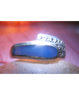 Haunted RING MERLIN'S WAND FIRE IN ICE MAGICK 9... - $55.77