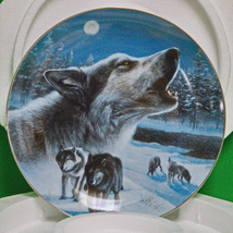 1996 Bradford 'Realm of the Wolf' Series Collec... - $4.95