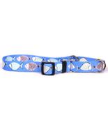 Large Go Fish Martingale Dog Collar 26 inch - $13.99 - $14.99