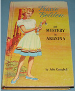 Trixie Belden #6 Mystery in Arizona Deluxe Edition 1965 - $5.99