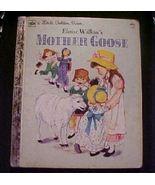 LGB Little Golden Eloise Wilkin Mother Goose Bo... - $4.00