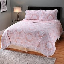 North_shore_linens_jacquard_ana_fringed_three-piece_bedspread_set_thumb200