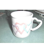 Mary Kay Hearts Coffee Cup Mug 2 - $14.97