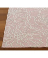 New Pottery Barn CARMEN PINK Area Rug 5X8 - $249.00