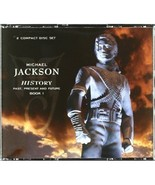Michael Jackson History Past Present And Future... - $24.99