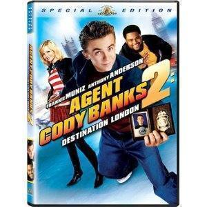 Agent Cody Banks: Destination London (DVD, 2004)