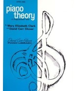 David Carr Glover Piano Library Piano Theory Le... - $5.95