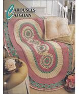 Carousels Afghan Crochet Pattern~Annie's Quilt ... - £26.53 GBP