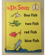 Dr. Seuss One Fish Two Fish Red Fish Blue Fish ... - $5.00
