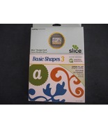 Making Memories Slice Design Card  Basic Shapes... - $24.99