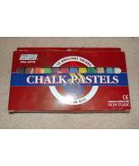 ProArt Chalk Pastels Set of 12 Regular Size New - $4.50