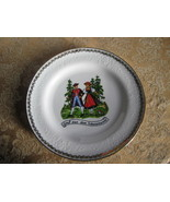 Collector Plate SCHERZER BAVARIA GERMANY  - $20.25