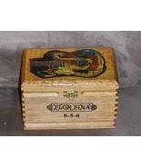 Flor Fina Cigar Box - $14.97