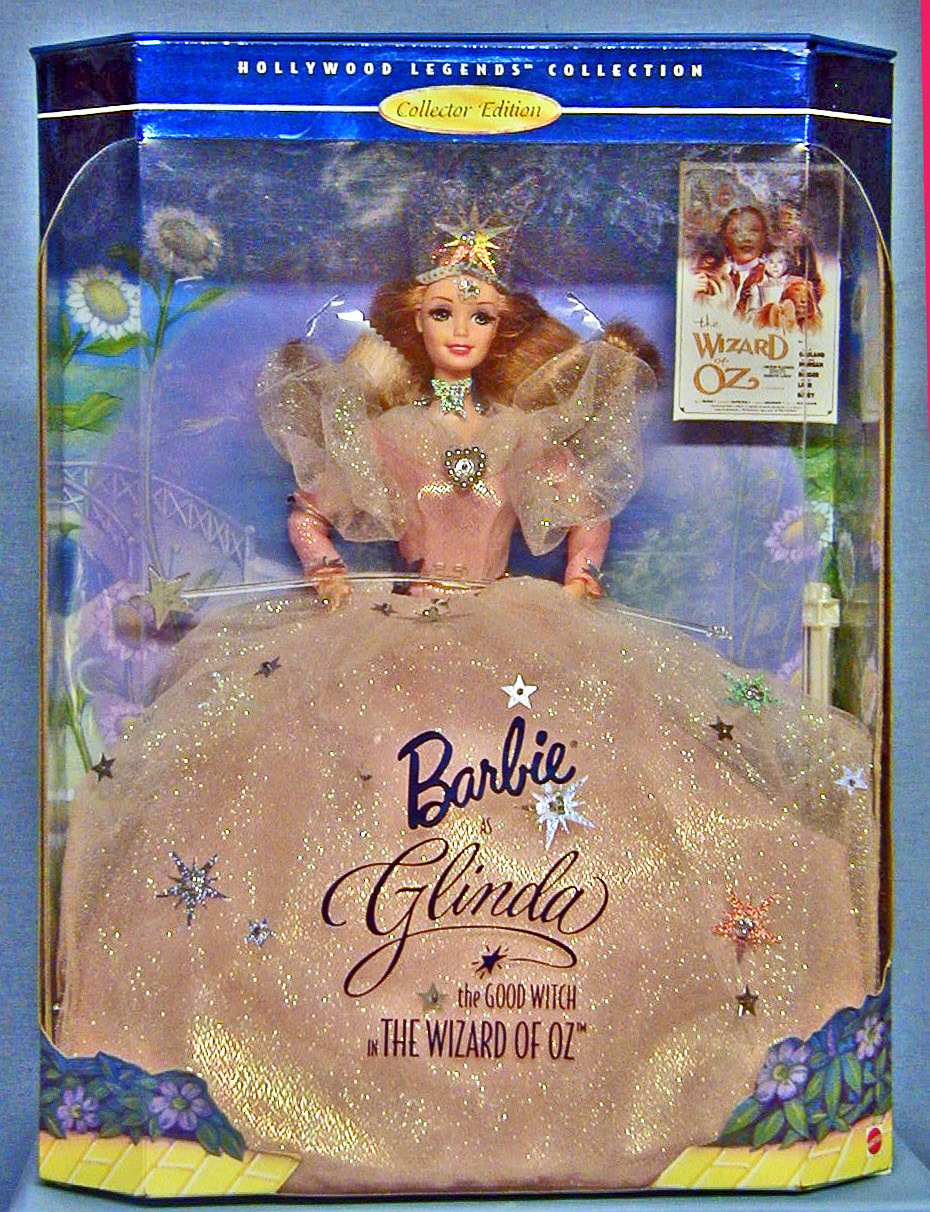 Glinda the Good Witch Barbie - Collector's Edition - New in Box - Mattel