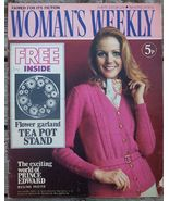 Woman's Weekly Magazine, March 11 1972 Prince E... - $6.50