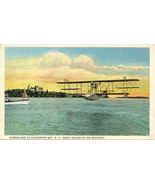 Hydroplane at Alexandria Bay New York White Bor... - $7.00