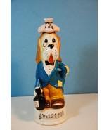 SCHMID HOUND DOG LIQUOR MUSIC BOX DECANTER  Song How Dry I Am - EMPTY BOTTLE - $19.99