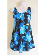 NWT SHORE SHAPERS SIMPLY SLIMMER 1 PC SWIMSUIT ... - $42.95