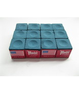 NEW One Dozen (12 pieces) BLUE Master Chalk Bil... - $5.95