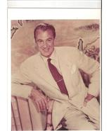 Screen Legend  - Gary Cooper 8 x 10 Color Photo - $5.95