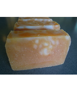 Bergamot Orange Fragrant Hand Made Soap Natural Handmade Vegan - $5.00