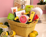 Buy Citrus Spa Gift Basket