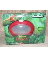 1999 Disney Tarzan 3D View Master In Box W 3 Reels - $40.00