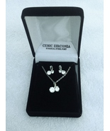 Ladies Necklace and Earring Set - $22.00