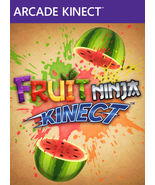 Fruit Ninja Arcade Kinect, xbox 360 game Full d... - $2.88