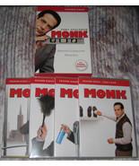 * Tony Shalhoub MONK Final Season Eight DVD Box... - $15.00