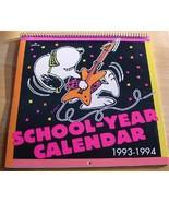 Peanuts Snoopy 1993/94 School Year Calendar - H... - $7.99