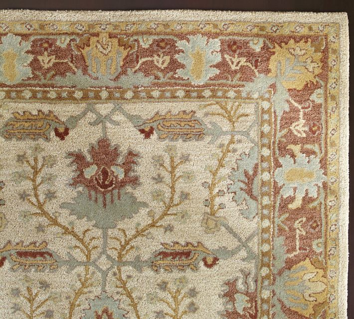 Pottery barn arts and crafts rug - Discontinued pottery barn rugs ...