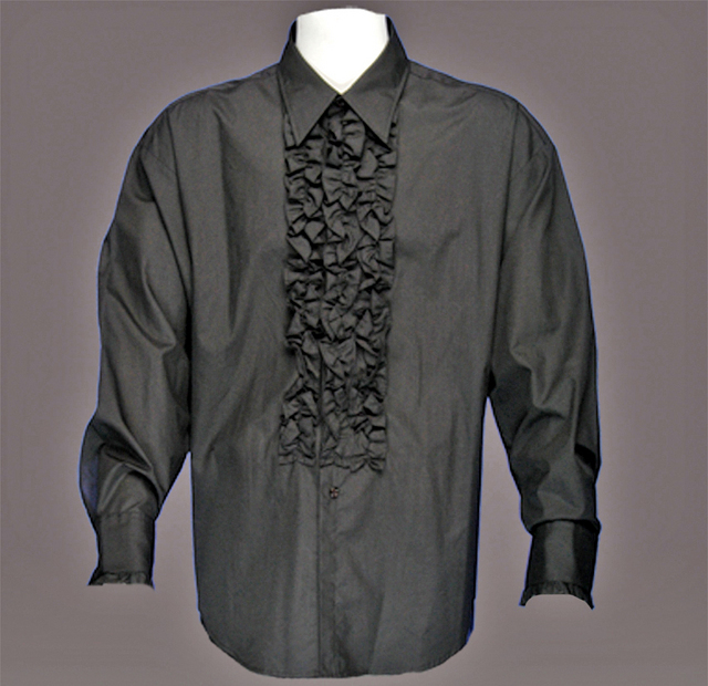 for Frilly shirts for men