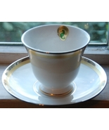 NEW Waterford China Dunmore Cup & Saucer - $25.00