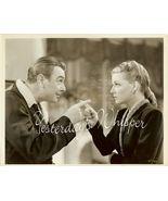 DELIGHTFUL Ann SHERIDAN George BRENT VINTAGE PH... - $9.99