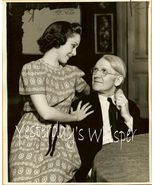 Barbara FULTON Clarence OLIVER THEATRE ORG PHOT... - $14.99