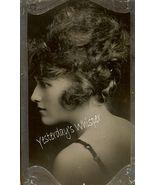 Beautiful PROFILE Virginia BARTON c.1920 DW ORG... - $19.99