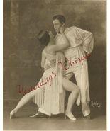 PAULO and PAQUITA Dreamy SPAIN 1928 Kohler PHOT... - $19.99