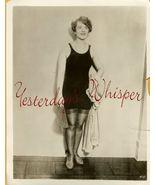 Mary HOPPLE Swimsuit RISQUE Vaudeville Star ORG... - $9.99