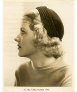 Betty FURNESS Hat FASHION ORG RKO Glamour PHOTO... - $19.99