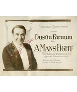 Dustin Farnum Rare ORG DW c1919 Lobby Card Photo - $29.99