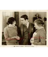 Lina BASQUETTE Richard BARTHELMESS ORG Movie PH... - $19.99