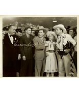 Ronald REAGAN Priscilla LANE Dick POWELL Vintag... - $14.99